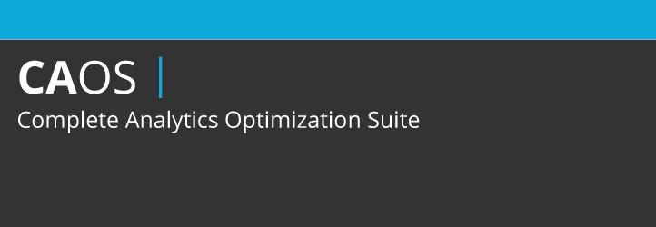 complete analytics optimization suite plugin