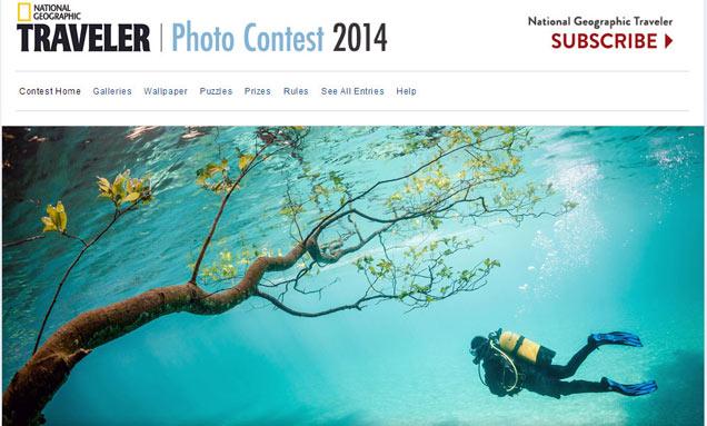 Traveler Photo Contest 2014