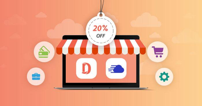 create woocommerce marketplace with dokan multivendor