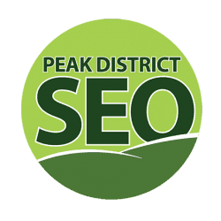 peak district seo logo