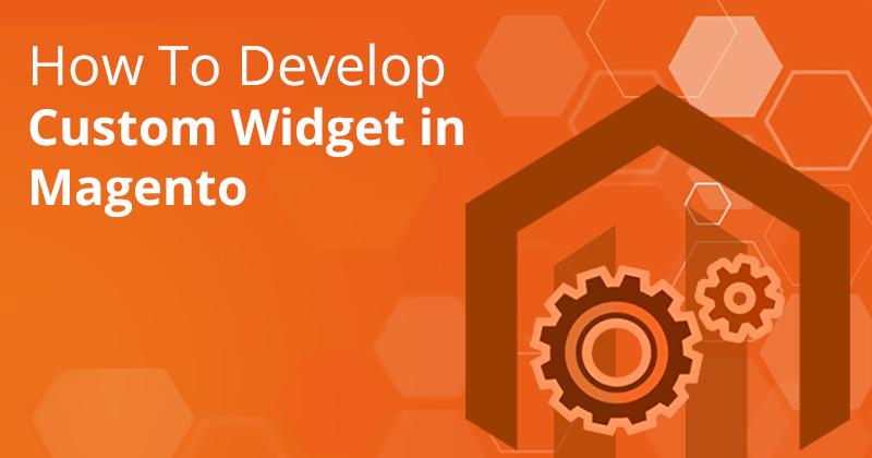 Custom Widget in Magento