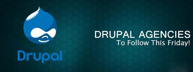Follow Drupal Agencies