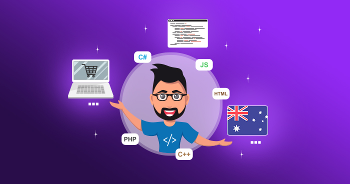 australian ecommerce web developer