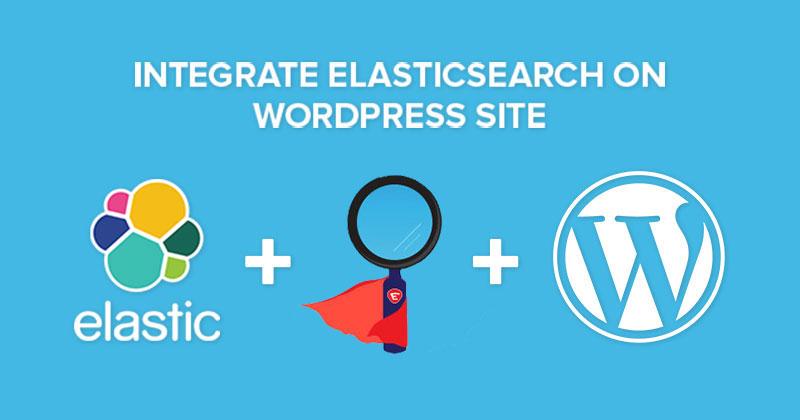 wordpress elasticsearch