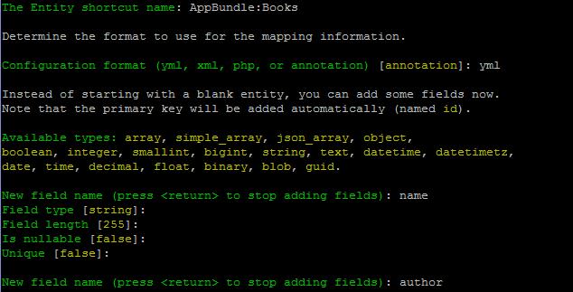 Configure Elasticsearch in Symfony 3 x Applications