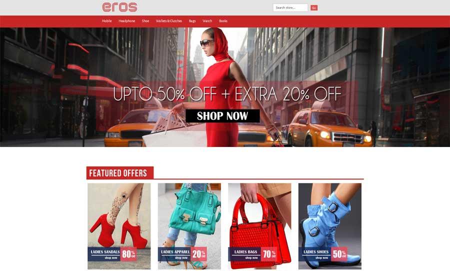 eros free theme