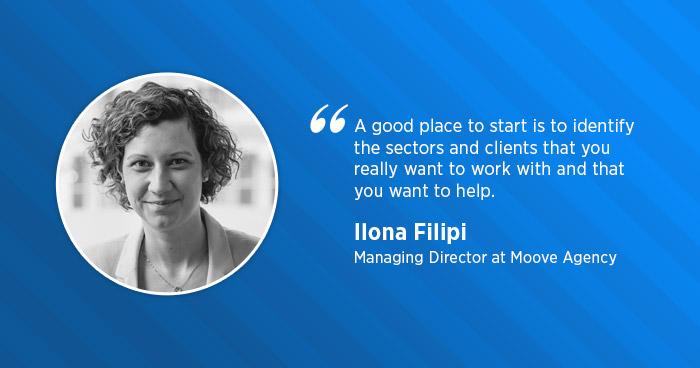 Ilona Filipi Interview