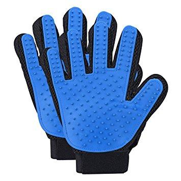 Deshedding Pet Gloves