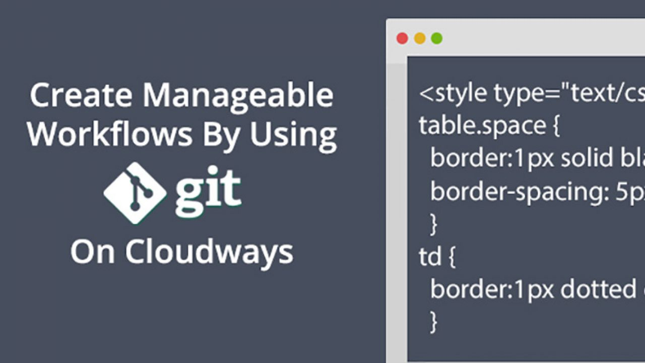 See How Montenegro's Top Web Agency Uses Git On Cloudways