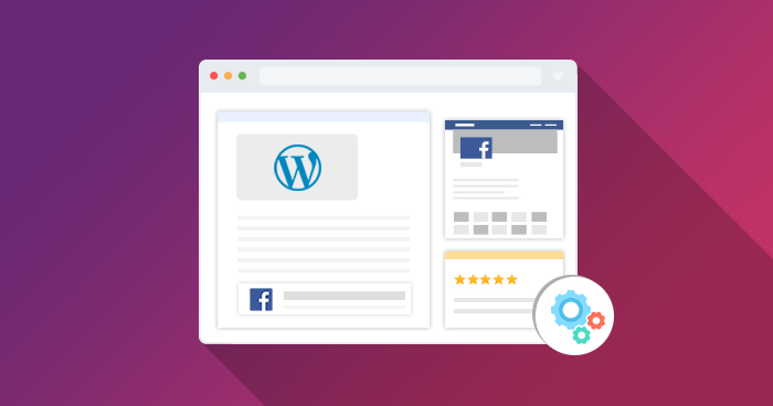 Embed Facebook page on WordPress