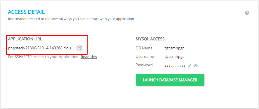 phpbb application url