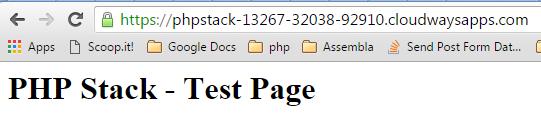 Testing HTTPS