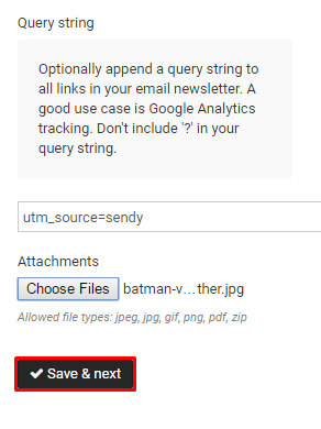 Query String