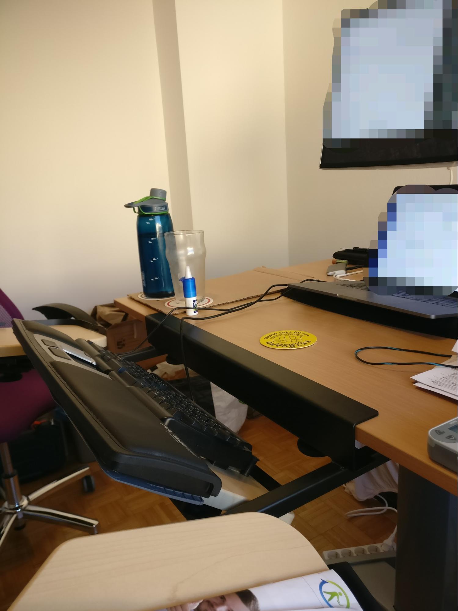 Kevin Kaland workspace