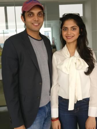 Tushar Ahluwala & Shikha Ahluwala