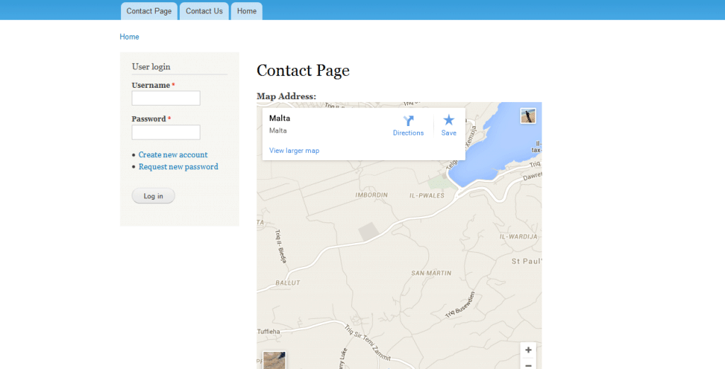 How to Embed Google Maps into Your Drupal Website