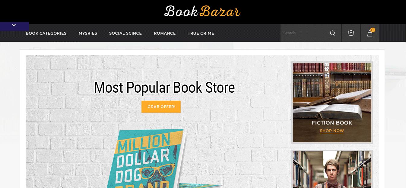 bookbazar prestashop