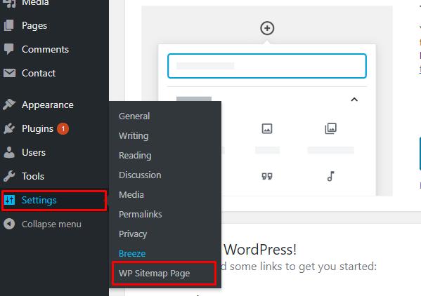 WordPress SEO :如何在WordPress中创建站点地图(sitemap)让你的博客更好的收录?插图9