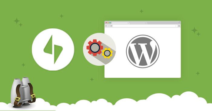 Integrate WordPress Jetpack Plugin