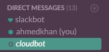 offline bot