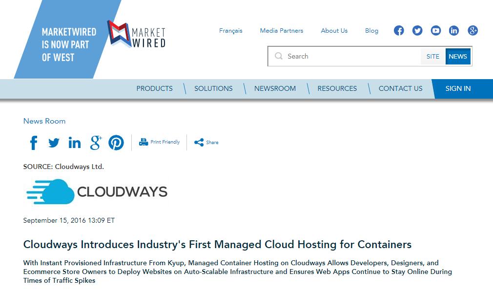 Cloudways-PR