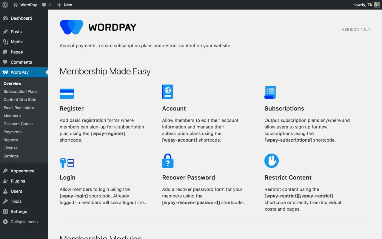 Meet WordPay