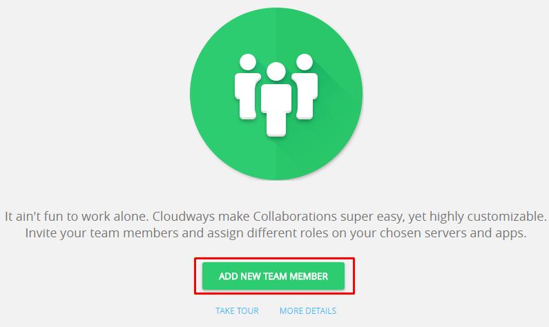 Add New Team Member