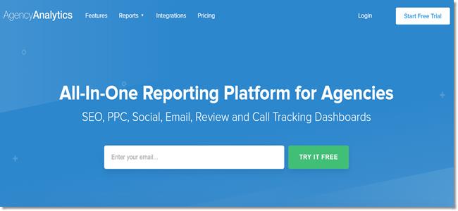 Agency Analytics