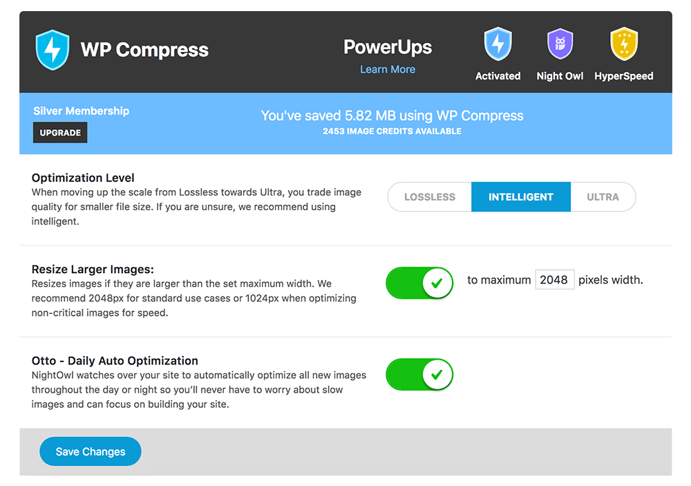 WP Compress is Extremely Easy to Use