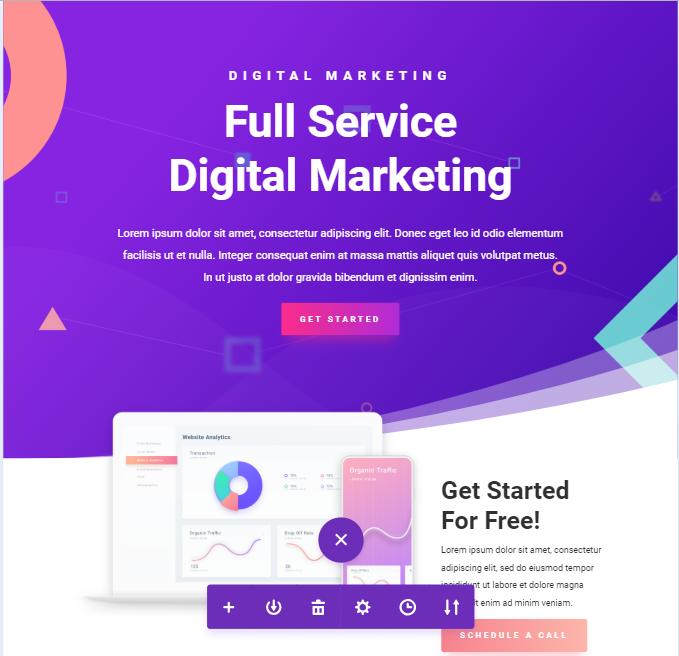 divi startup theme