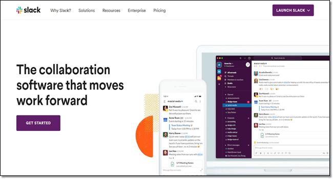 Slack design collaboration tools