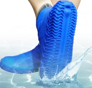 Cubierta impermeable para zapatos
