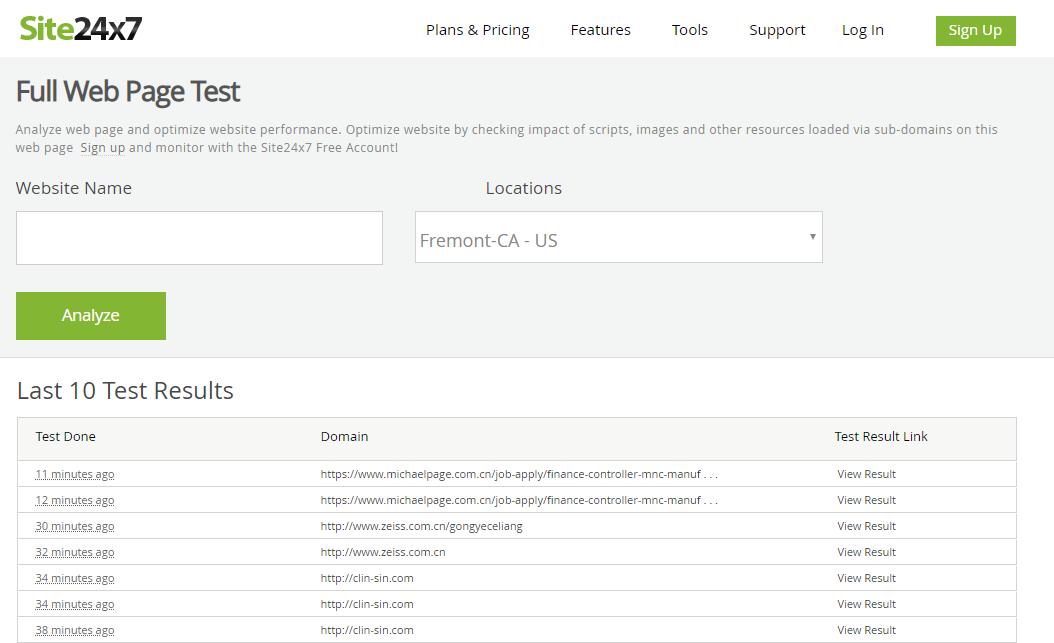 10 Best WordPress Speed Test and Optimization Tools