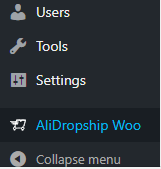 AliDropship Woo