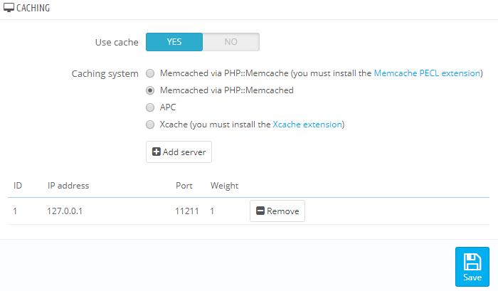 Memcached via PHP - Add Server