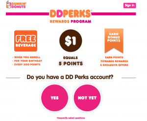 Dunkins Donuts