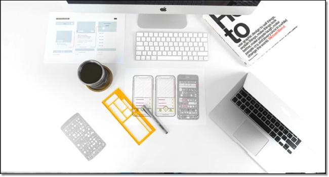 Design mockup tools