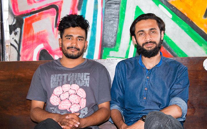 Sabin Bhandari & Ashish Acharya