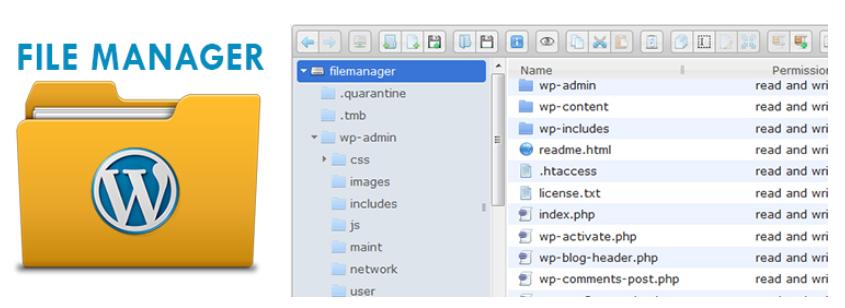 File Manager WordPress