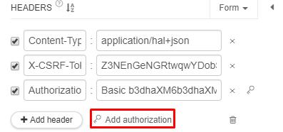 create drupal 8 node using restful web services