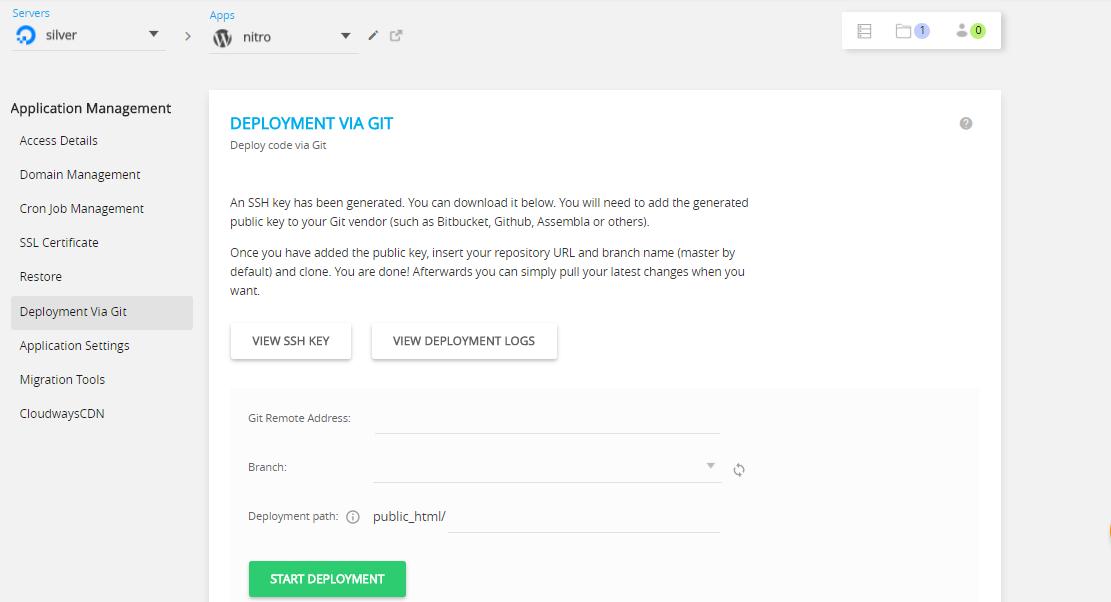Git Deployment