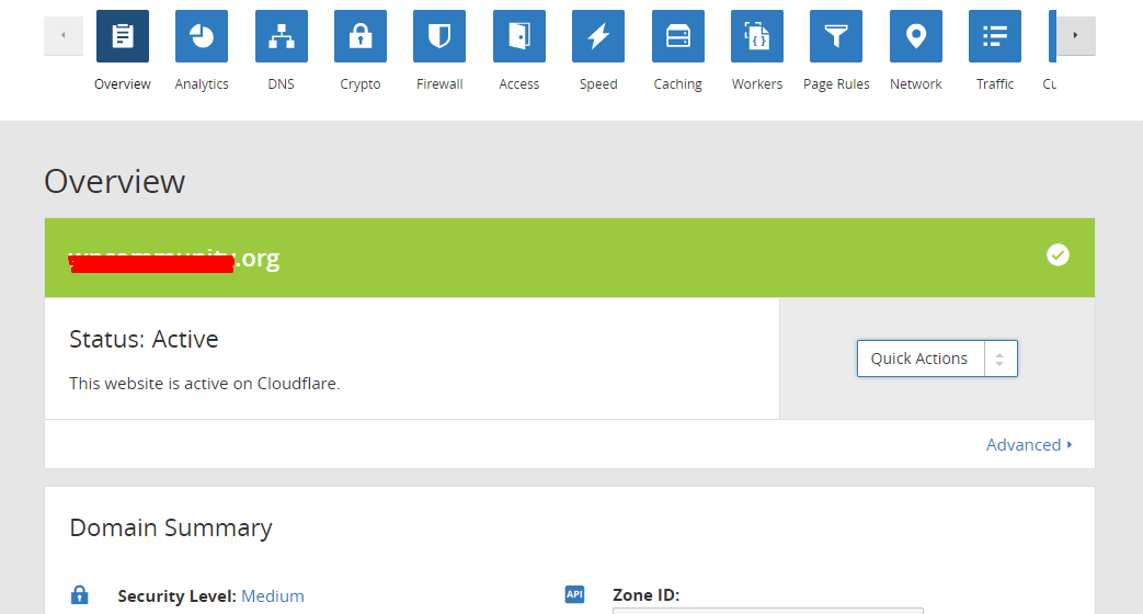 How to install Cloudflare CDN on WordPress