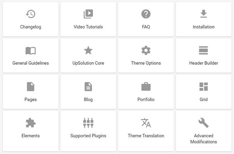 impreza knowledge base feature
