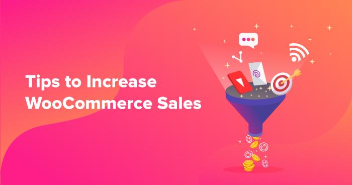 increase woocommerce sales