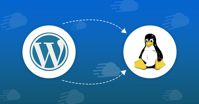 wordpress on linux