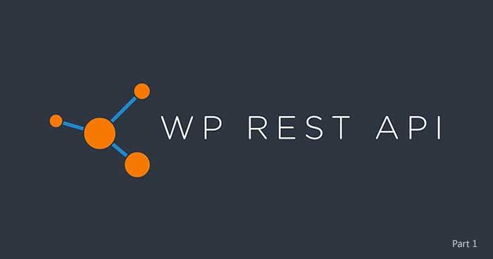 install wordpress rest api to fetch posts