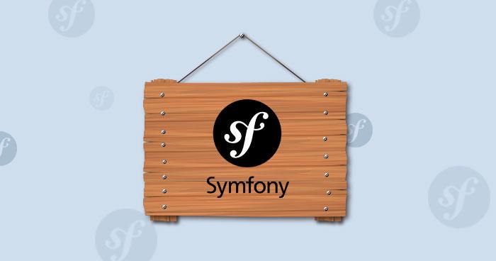 installation symfony 3.1