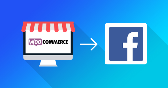 integrate woocommerce store with facebook