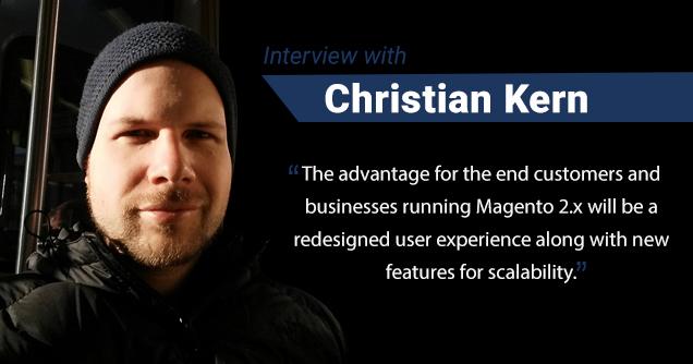 christain kern interview