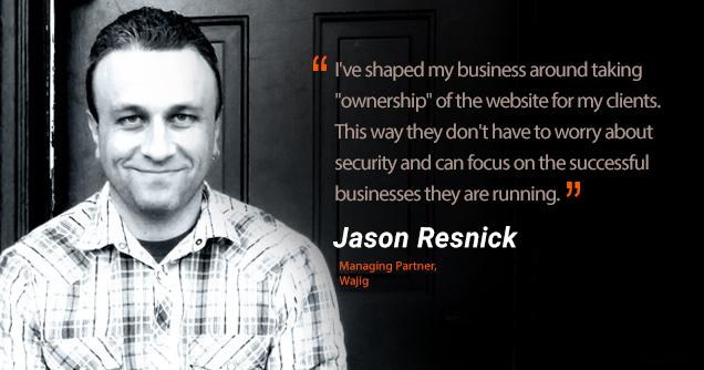 Jason Resnick interview